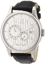 Carucci es Automatic CA2190SL with Leather Strap