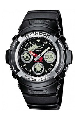 Casio AW-590-1AER Japan