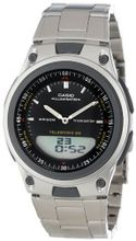 Casio AW80D-1AVCB 10-Year Battery Ana-Digi Bracelet