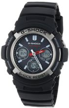Casio AWGM100-1ACR Tough Solar Power Multi-Band Atomic G Shock