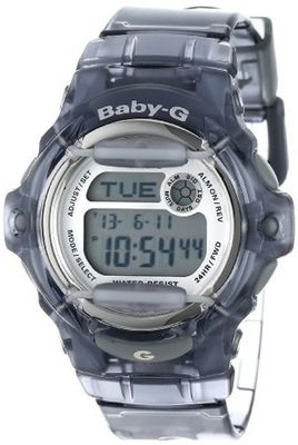 Casio BG169R-8 Baby-G Gray Whale Digital Sport