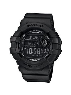 Casio BGD140-1ACR Baby-G Shock Resistant Multi-Function Digital