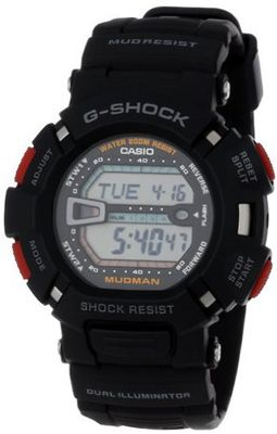 Casio G9000-1V G-Shock Mudman Digital Sports