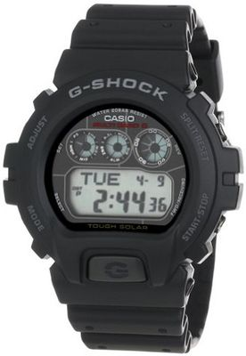 "Casio GW6900-1 Tough Solar ""G-Shock"" Atomic Digital Sport"