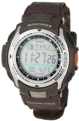 Casio PAS410B-5V Pathfinder Moon Phase Hunting Timer