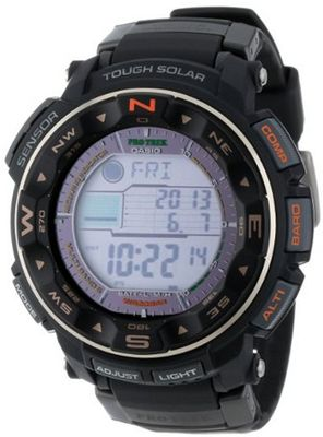 Casio PRW2500-1 Pro-Trek Tough Solar Digital Sport