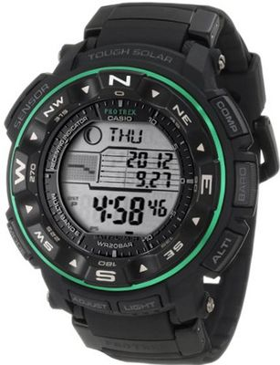 Casio PRW2500-1B ProTrek Tough Solar Atomic Digital