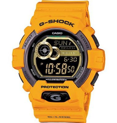 G-Shock GLS-8900-9 GLS-Winter G-Lide Classic Series Stylish - Yellow / One Size
