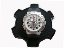 CAT Gent's Stainless Steel Black Dial Date Chronograph YF14321627