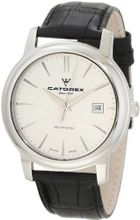 Catorex 113.1.8167.350 Attractive Crocodile Patterned Ivory Dial