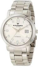 Catorex 119.1.8170.420/Bm Attractive Automatic Stainless Steel Silver Number