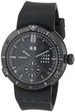 CCCP CP-7006-04 Kashalot Analog Display Automatic Self Wind Black