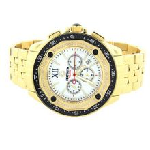 Centorum Falcon Diamond 0.55ct Chronograph