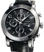 Century Century Esquire Collection Elegance Chronograph GMT