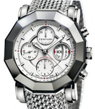 Century Century Esquire Collection Prime Time Egos Chronograph Day and Date Esquire