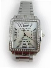 CERRUTI 1881 Ladies .54 ct Diamonds. All stainless steel