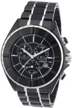 Cerruti 1881 Milano CRA006G221G Chronograph Black IP Stainless Steel