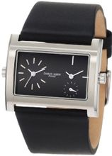 Charles-Hubert, Paris 3592 Premium Collection Stainless Steel Dual-Time