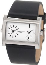 Charles-Hubert, Paris 3592-W Premium Collection Stainless Steel Dual-Time