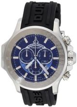 Chase-Durer 380.2LL-RUBB Firestorm Chronograph Stainless Steel Rubber Strap