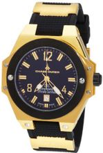 Chase-Durer 777.6BB Conquest Automatic COSC 18K Gold-Plated