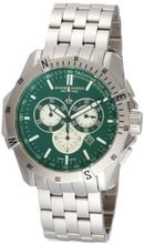 Chase-Durer 850.2ESS Crossfire Stainless Steel Chronograph