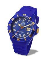 Chelsea FC Analogue Blue Silicone Strap GA2907-40