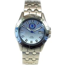 Chelsea FC Limited Edition Stainless Steel Strap Silver Dial Gents GA1614