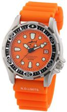 Chris Benz Automatic CB-500-O-KBO CB-500-O-KBO with Rubber Strap