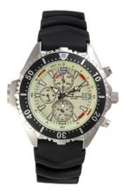 Chris Benz Depthmeter Chronograph CB-C-NEON-KB Depth Gauge