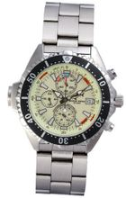Chris Benz Depthmeter Chronograph CB-C-NEON-MB Depth Gauge