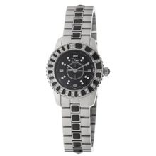 Christian Dior CD112116M001 Christal Black Dial Diamond