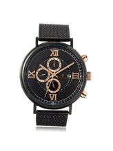 Christian Van Sant CV1124 Somptueuse Analog Display Automatic Self Wind Black