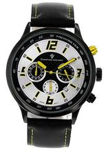 Christian Van Sant CV3120 Speedway Analog Display Quartz Black