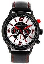 Christian Van Sant CV3122 Speedway Analog Display Quartz Black