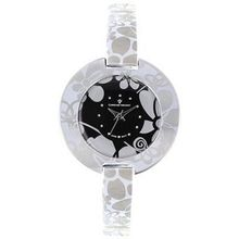 Christian Van Sant CV4214 Candy Analog Display Quartz Silver