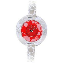 Christian Van Sant CV4217 Candy Analog Display Quartz Silver
