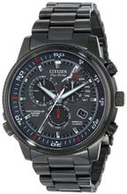 Citizen AT4117-56H Nighthawk A-T Analog Display Japanese Quartz Grey