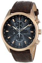 Citizen AT8013-17E Eco-Drive Limited Edition World Chronograph Dress