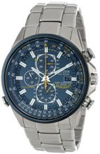 Citizen AT8020-54L Eco-Drive Blue Angels World Chronograph A-T
