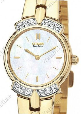 Citizen Eco-Drive Eco-Drive Silhouette Bangle