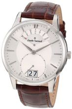Claude Bernard 34004 3 AIN Classic Gents Brown Leather Big Day Date