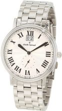 Claude Bernard 64011 3 AR Classic Gents Sunray Dial Stainless Steel Big Date