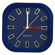 Clocker es Classic Face Navy Quartz