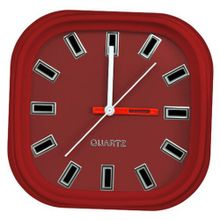Clocker es Classic Face Red Quartz