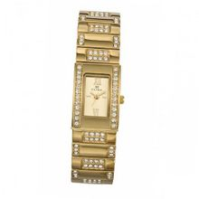 Clyda CLD0394HTRX Analog Quartz with Yellow Steel Bracelet
