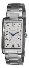 Coach 14600964 Lexington White guilloche Dial