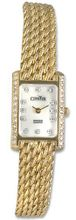 Condor 14kt Solid Gold & Diamond Luxury Swiss MOP Dial 14k