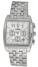 Condor Classic Chronograph Stainless Steel Date Silver Dial CWS112