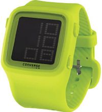 Converse VR002340 Scoreboard Classic Digital and Green Silicone Strap